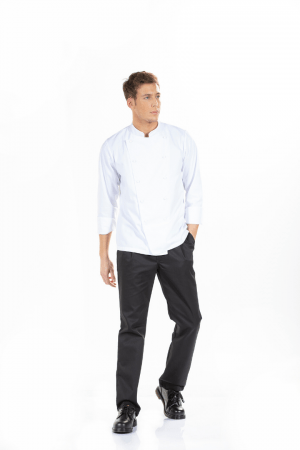 MEN´S TROUSERS WITH ELASTIC IN THE WAISTBAND