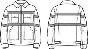 vestuário-alta-visibilidade-blusao-workwear