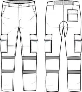 calça-alta-visibilidade-fardamento-workwear