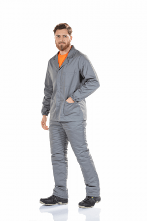 MEN'S LONG SLEEVE WORK JACKET