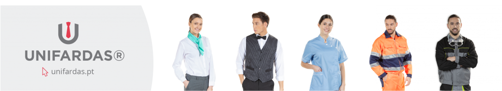 Vestuário Profissional da Unifardas