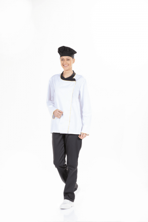 UNISEX LONG-SLEEVED KITCHEN JACKET