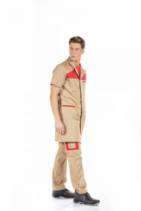 Batas personalizadas com manga curta