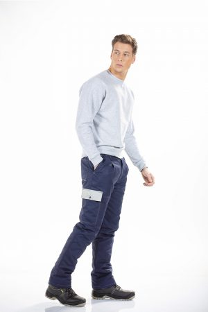 MEN'S CLASSIC PADDED WORK TROUSERS