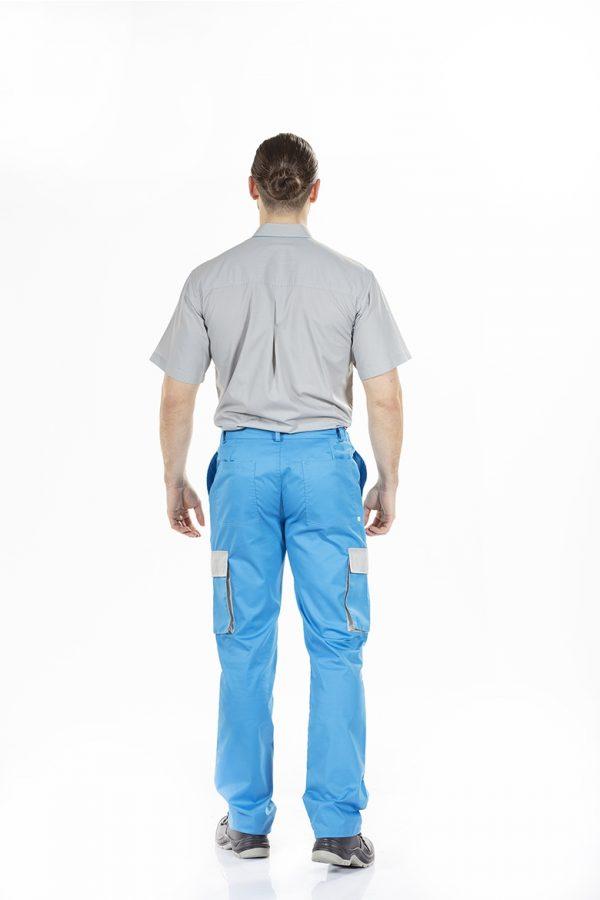 Calças trabalho homem para roupa de trabalho