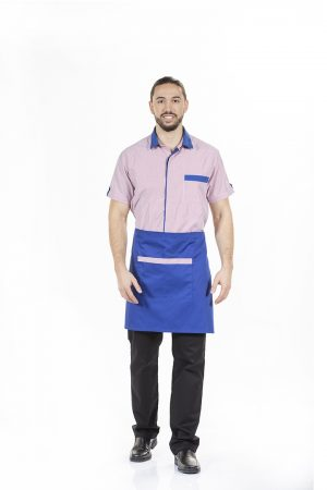 MEN´S SHIRT WITH SHORT SLEEVES