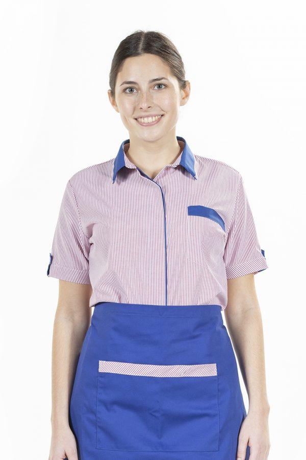 Camisas de senhora para uniforme de trabalho