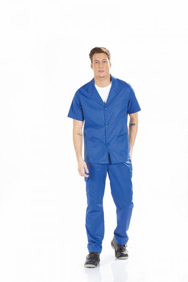 casaco-de-trabalho-manga-curta-uniformes