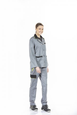 WOMEN'S LONG-SLEEVE WORK JACKET