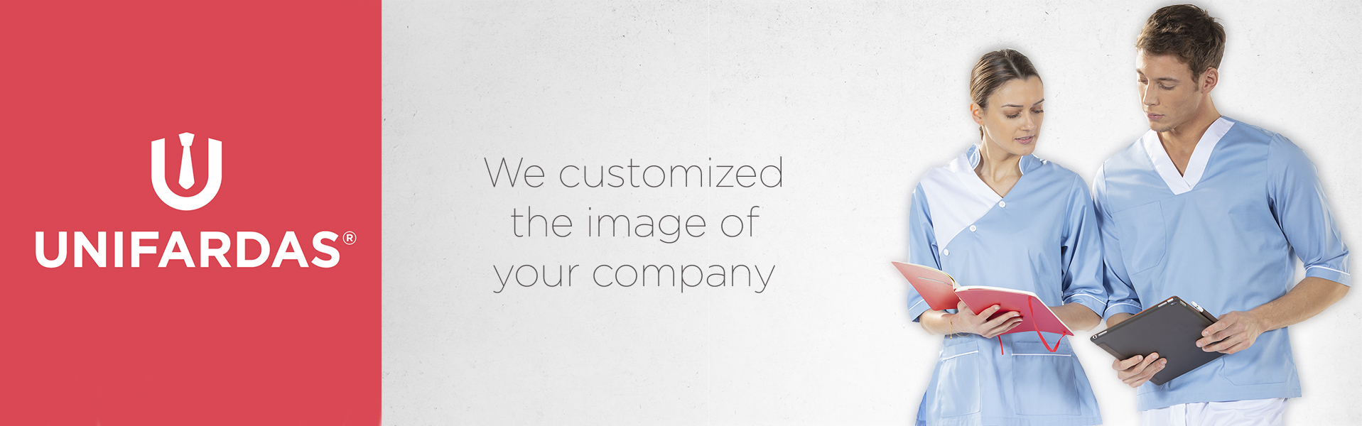 we customize the imagem of your company workwear
