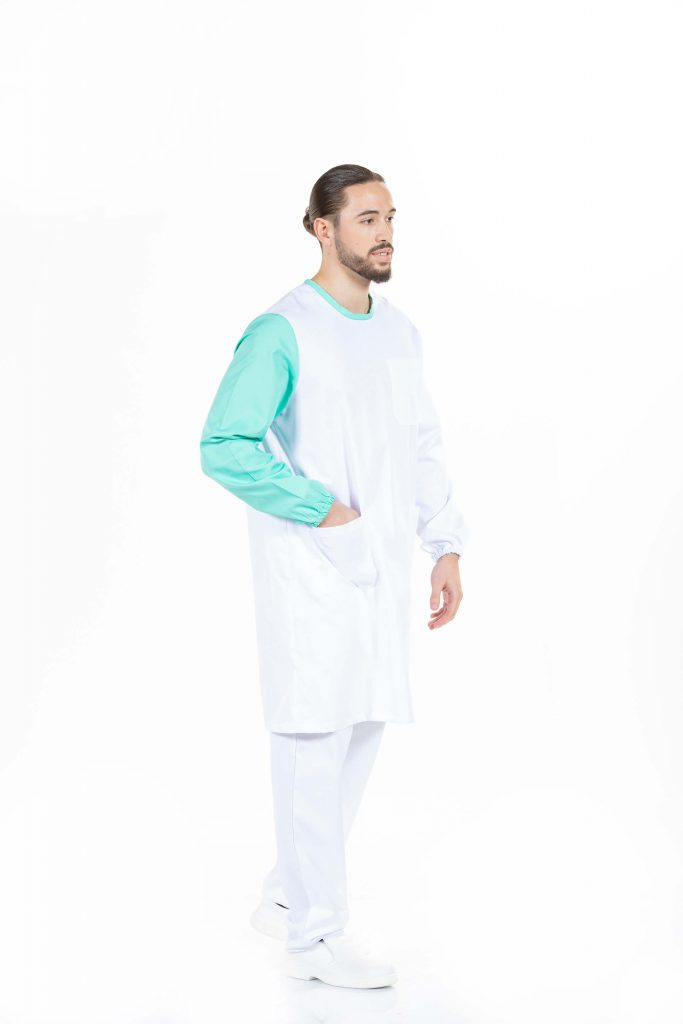 health smock for men
