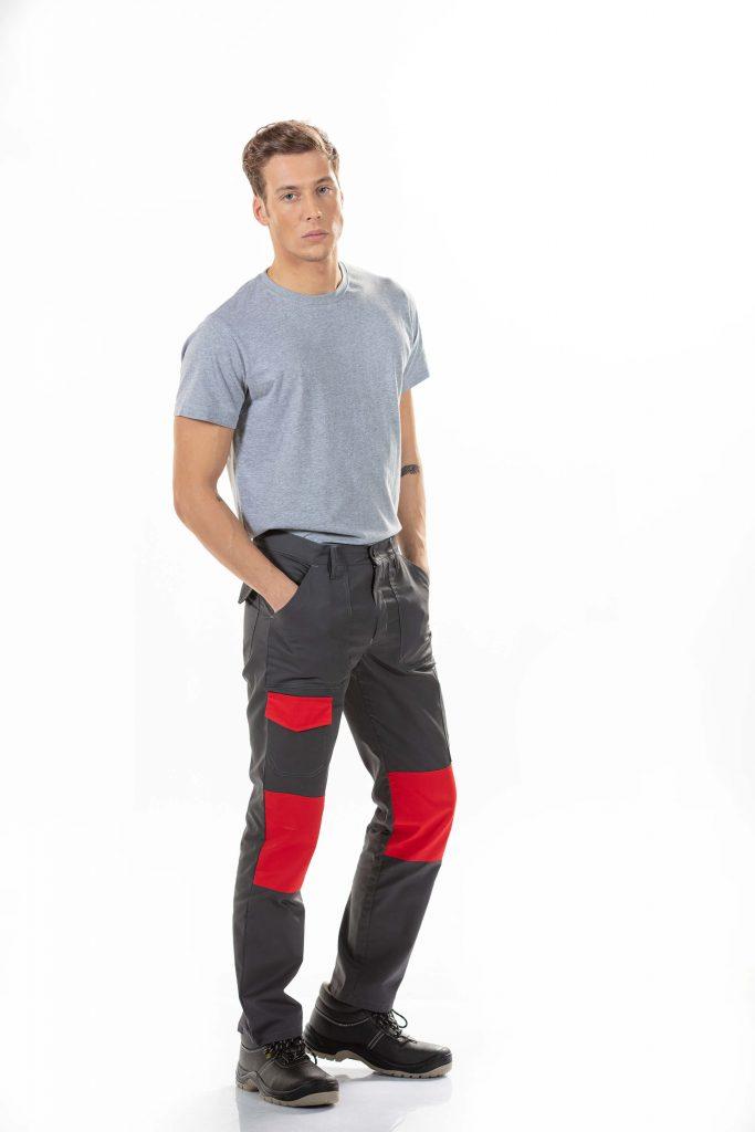 calças de trabalho para indústria