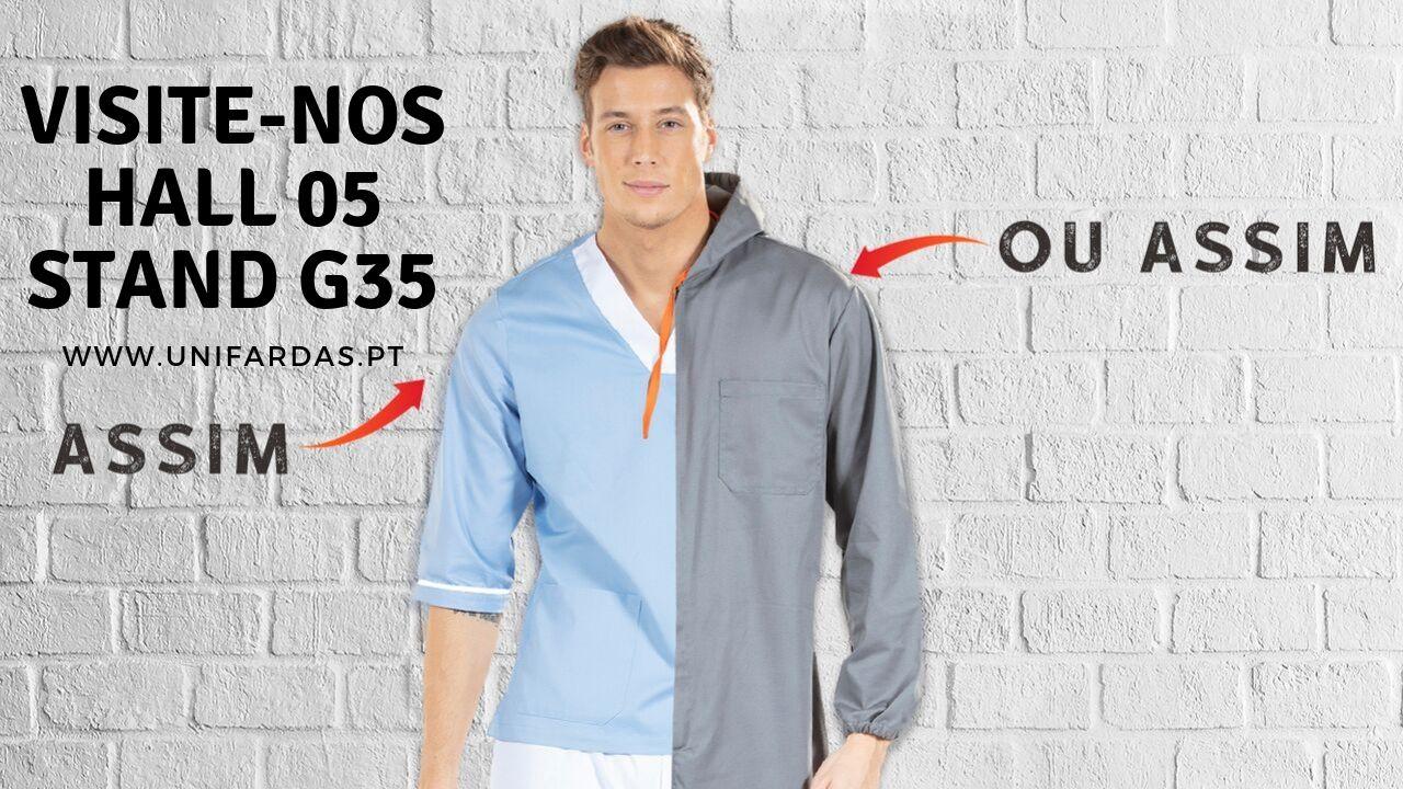Workwear – Agende com a Unifardas a sua visita!