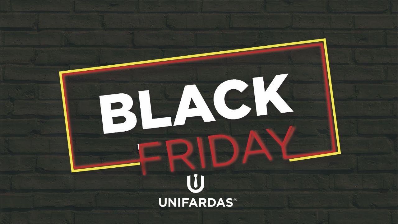 Black Friday Unifardas – Workwear de Proteção