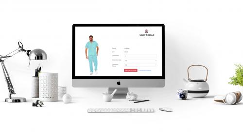Roupa online – Vestuário Hospitalar