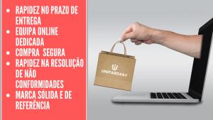Compras online – Segurança, rapidez e satisfação dos consumidores