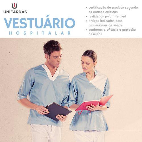 Vestuário Hospitalar