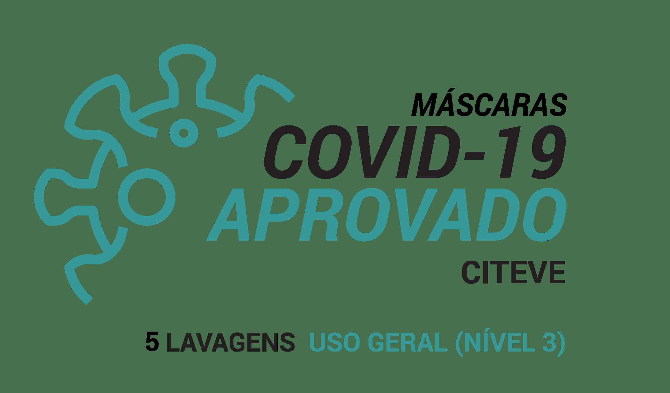 Certificação do CITEVE referente ás máscaras de tecido da Unifardas