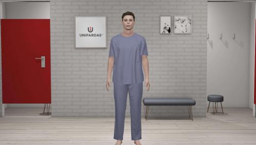 Como os projetos 3D ajudam as empresas na escolha do seu Vestuário Profissional?