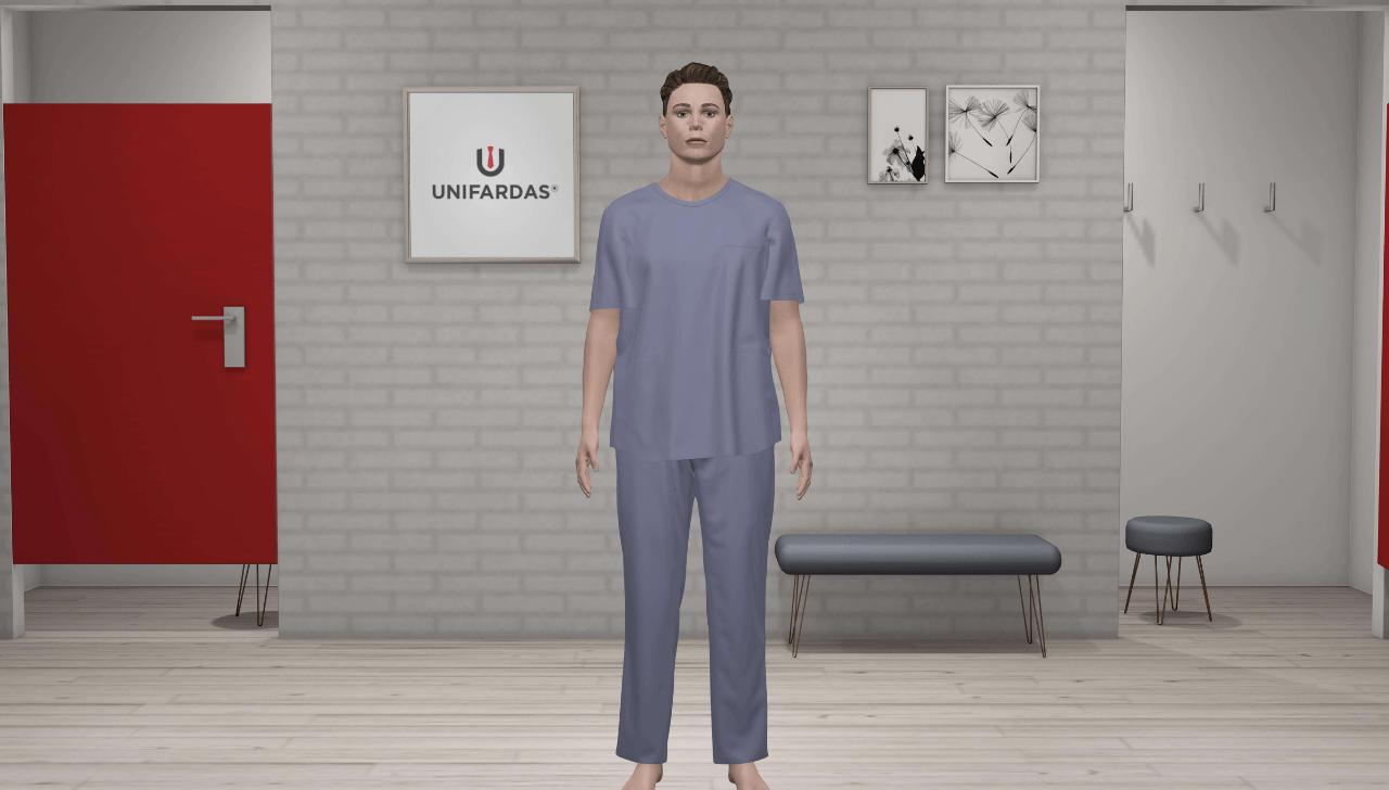 You are currently viewing Como os projetos 3D ajudam as empresas na escolha do seu Vestuário Profissional?