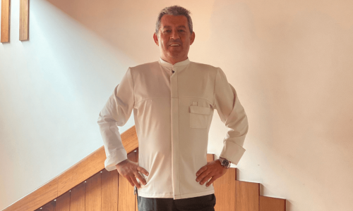 Roupa Sustentável: Unifardas desenvolve coleção para equipa do Chef Rui Paula